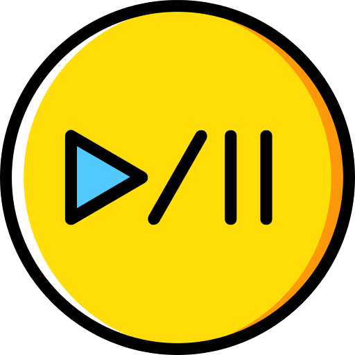 Play Pause Png Icon