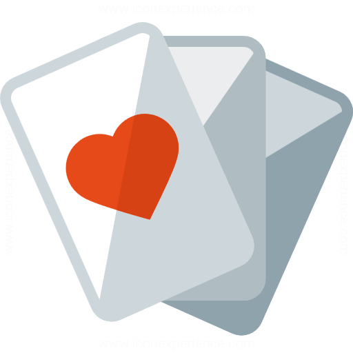 Iconexperience G Collection Playing Cards Icon