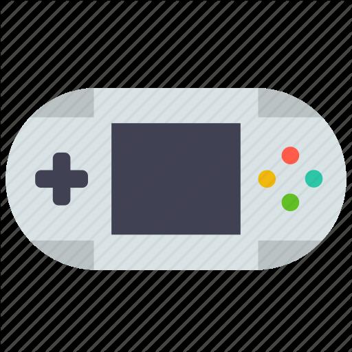 Console, Device, Games Icon