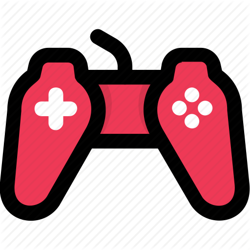 Game Console, Game Controller, Gamepad, Joystick, Playstation Icon