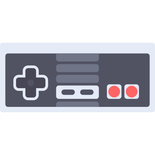 Game Console Gamer Png Icon