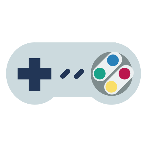 Input, Gaming, Game Pad, Controller Icon Free Of Super Flat Remix