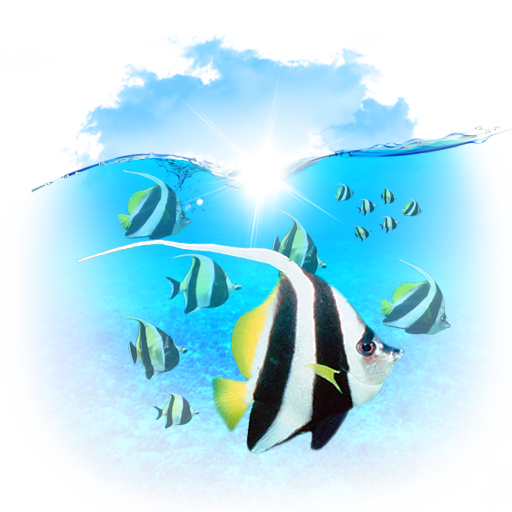 Animals Fishes Icon My Seven Iconset Itzik Gur