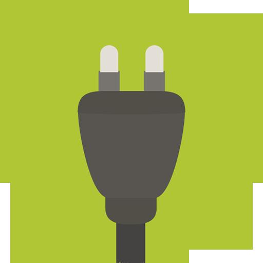 Power Plug Icon Download Free Icons