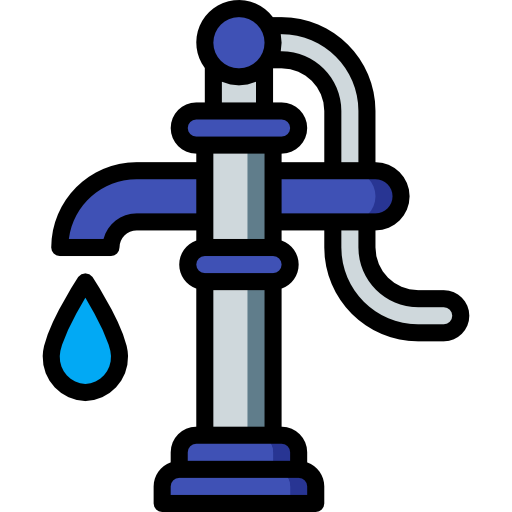 Water Pump Free Vector Icons Designed