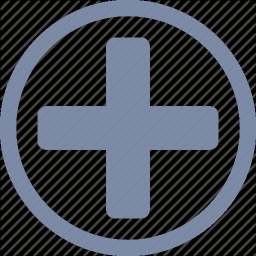 Add, Cross, Plus, Positive, Sum Icon