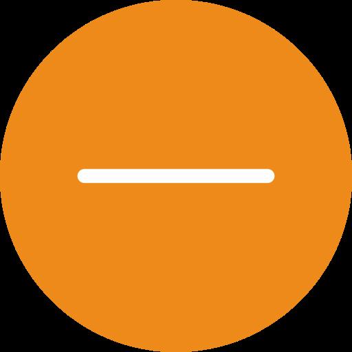 Minus Png Icon
