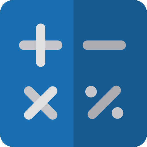 Multiply, Plus, Minus, Shapes, Calculating, Division Icon
