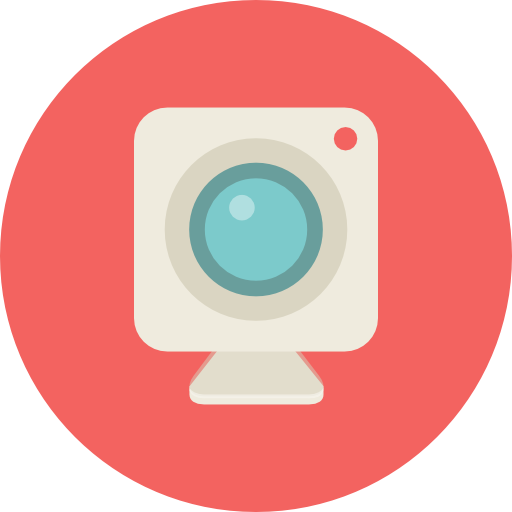 Webcam, Camera Icon Free Of Flat Retro Communications Icons