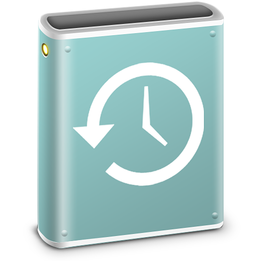 Time Machine Disk Icons, Free Icons In Hyperion