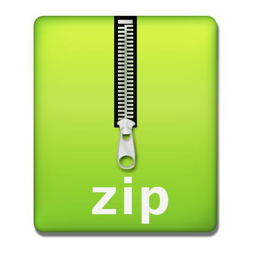 Zip Icon Free Download As Png And Icon Easy
