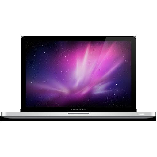 Computer, Laptop, Mac, Macbook Pro, Snow Leopard Icon