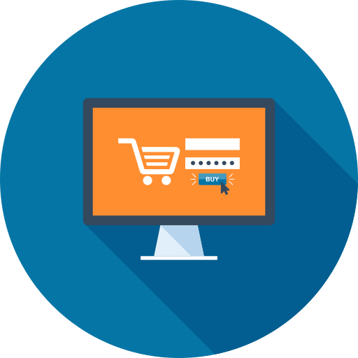 Online, Shop, Ecommerce, Store, Web Icon Free Of Business