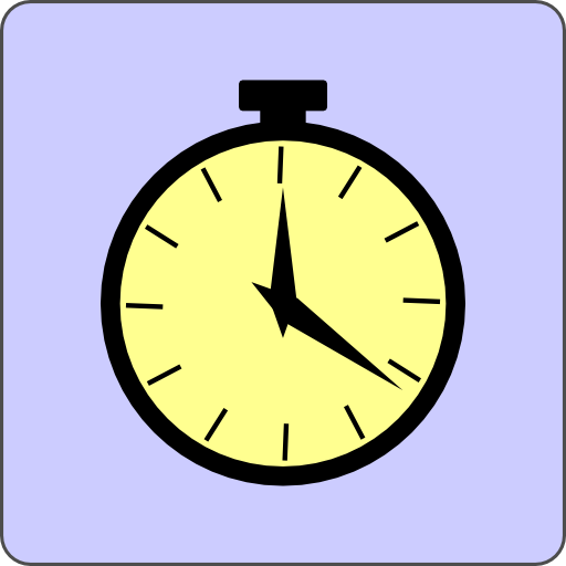 Pocket Watch Icon Clipart