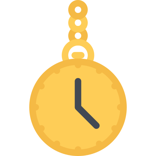 Pocket Watch Png Icon