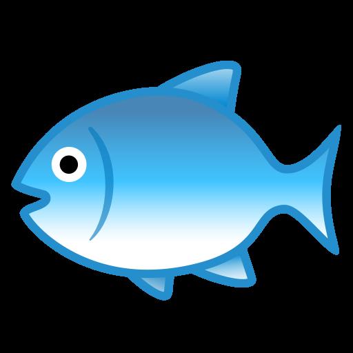 Fish Icon Noto Emoji Animals Nature Iconset Google
