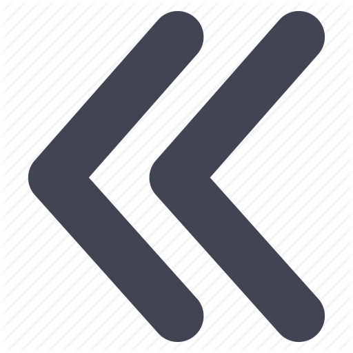 Arrow, Double, Left, Line, Pointer, Pointers Icon