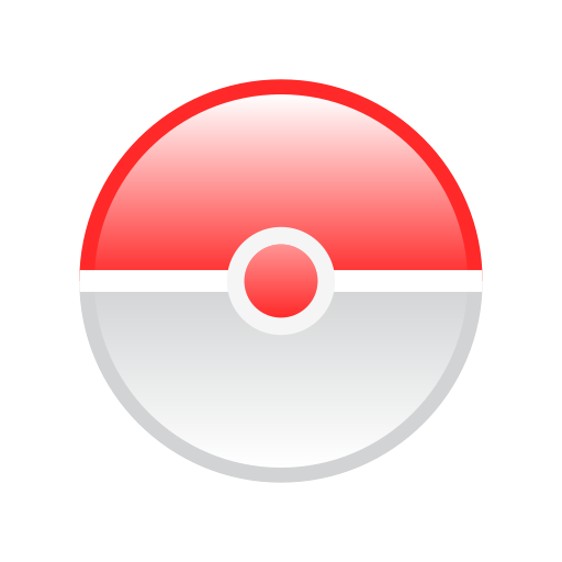 Pokeball, Go, Pokemon Icon