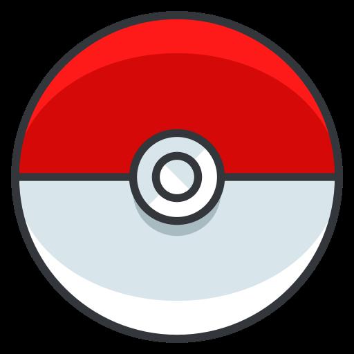 Pokemon, Game, Pokeball, Play, Go Icon