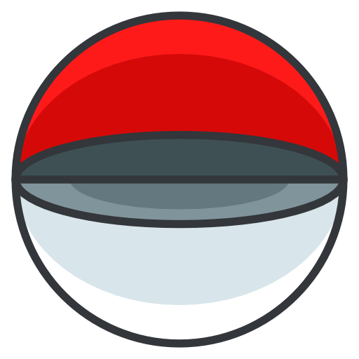 Open, Pokeball, Pokemon Go, Game Icon Free Of Go Icons