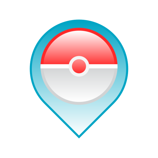 Map, Pokemon, Gym, Go Icon