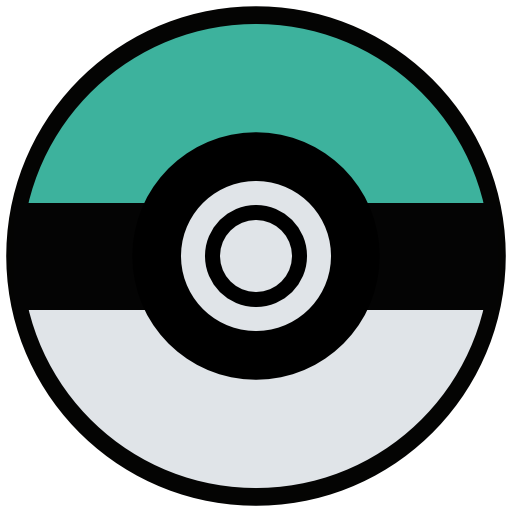 Pokemon, Go, Play, Game, Cinema, Film, Movie, Icon Free