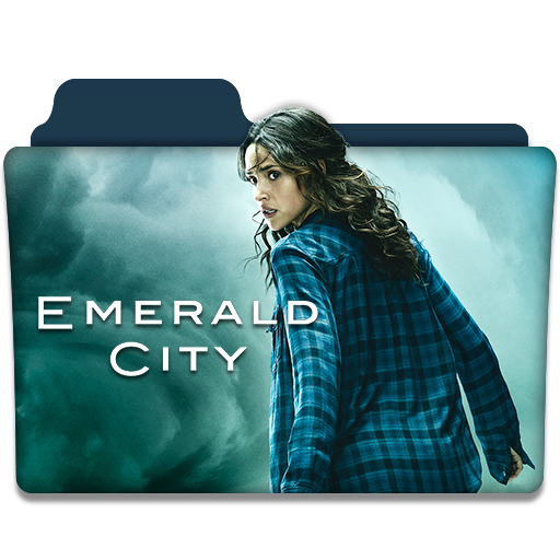 Emerald City Tv Series Folder Icon