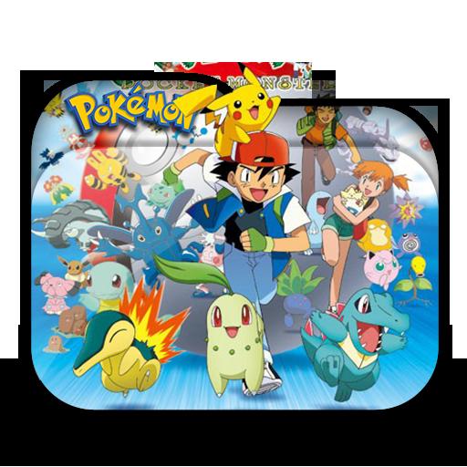 Pokemon Folder Icon
