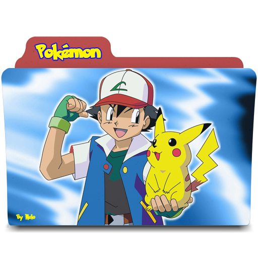 Pokemon Folder