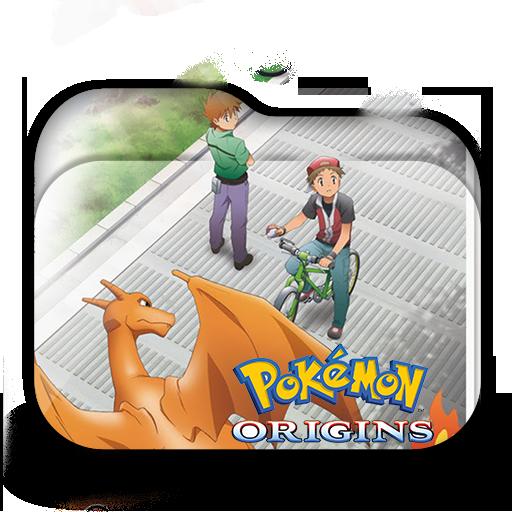 Pokemon Origins Folder Icon