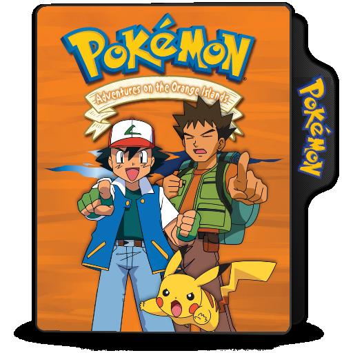 Pokemon Season Folder Icon