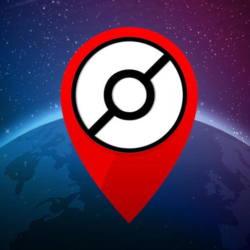 Poke Radar Map For Pokemon Go