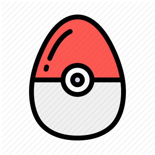 Boiled, Brakfast, Easter, Eat, Egg, Food, Pokemon Icon