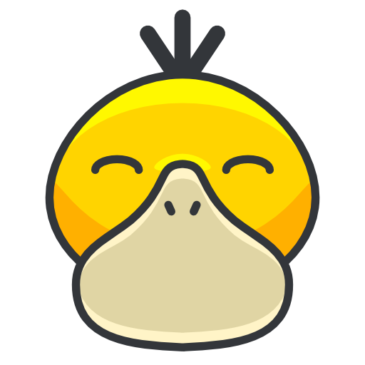 Psyduck, Pokemon Go, Game Icon Free Of Go Icons