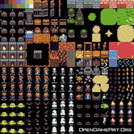 Image Result For Sprites Pixel Art