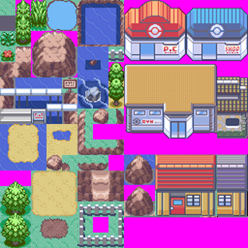 Pokemon Icon Sprites at GetDrawings com | Free Pokemon Icon