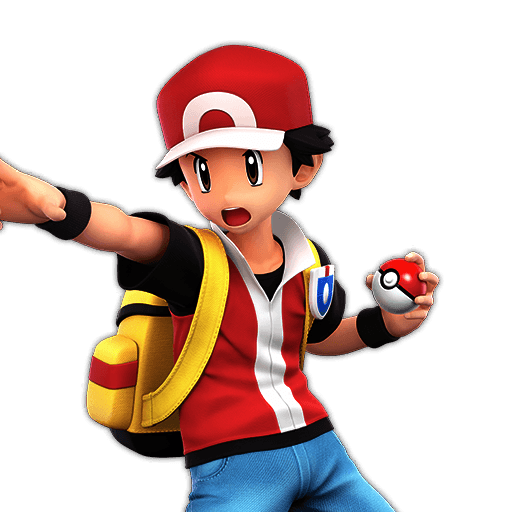 Pokemon Trainer Super Smash Bros Ultimate Unlock, Stats, Moves