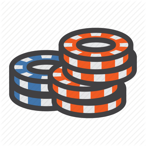 Casino, Chip, Chips, Game, Poker, Poker Chips, Stack Icon