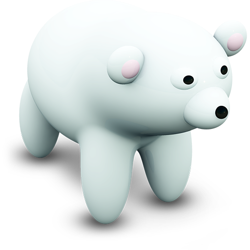 Polar Bear Icon