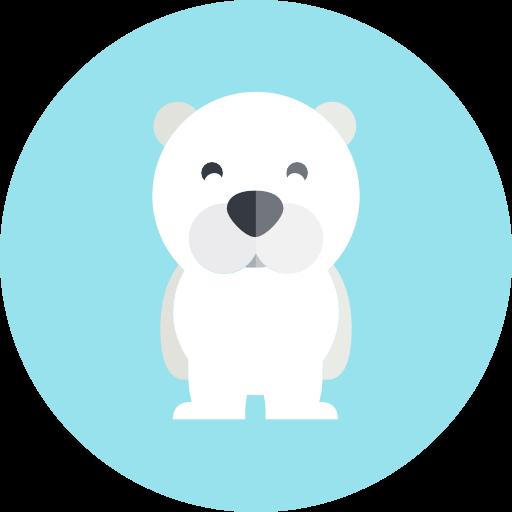 Polar Bear, Zoo, Animal Kingdom, Animals, Wildlife Icon