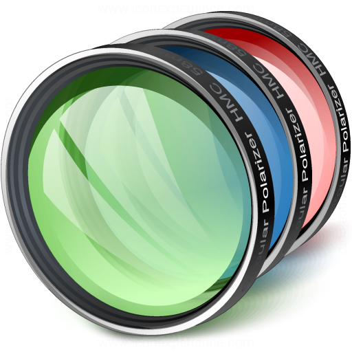 Iconexperience V Collection Photographic Filters Icon