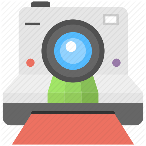 Camera, Instant Camera, Polaroid Camera, Print Camera