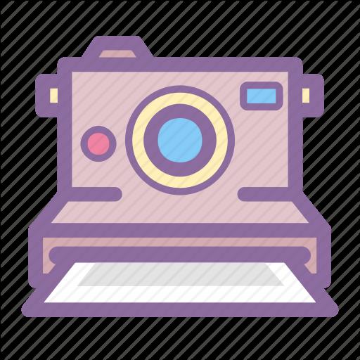 Instant Camera, Photo, Photography, Polaroid, Print Icon