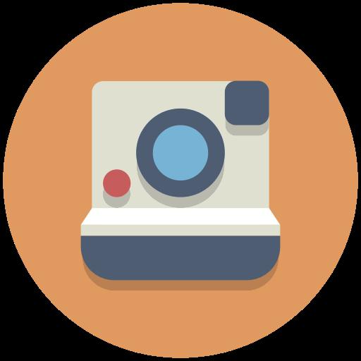 Polaroid Camera Icon