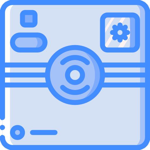 Polaroid Icon Devices Smashicons