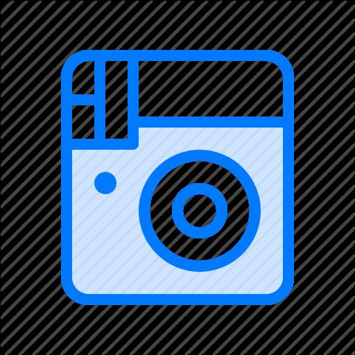 Interface, Photo Camera, Photograph, Picture, Polaroid Icon