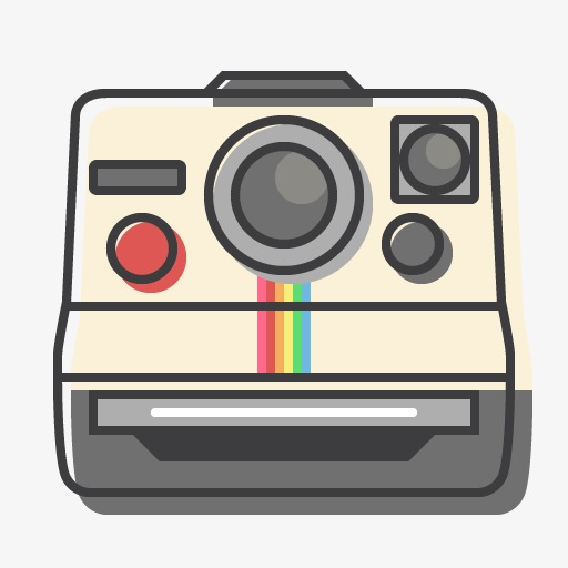 Polaroid Camera Png, Vectors, And Clipart For Free Download