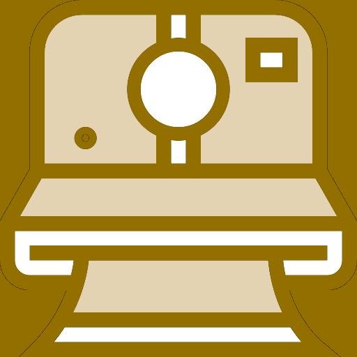 Memo Photo Agency Polaroid Icon