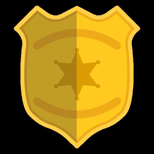 Badge Illustration Police