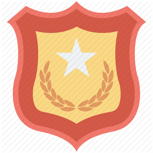 Emblem, Police Badge, Police Shield, Security Badge, Sheriff Badge